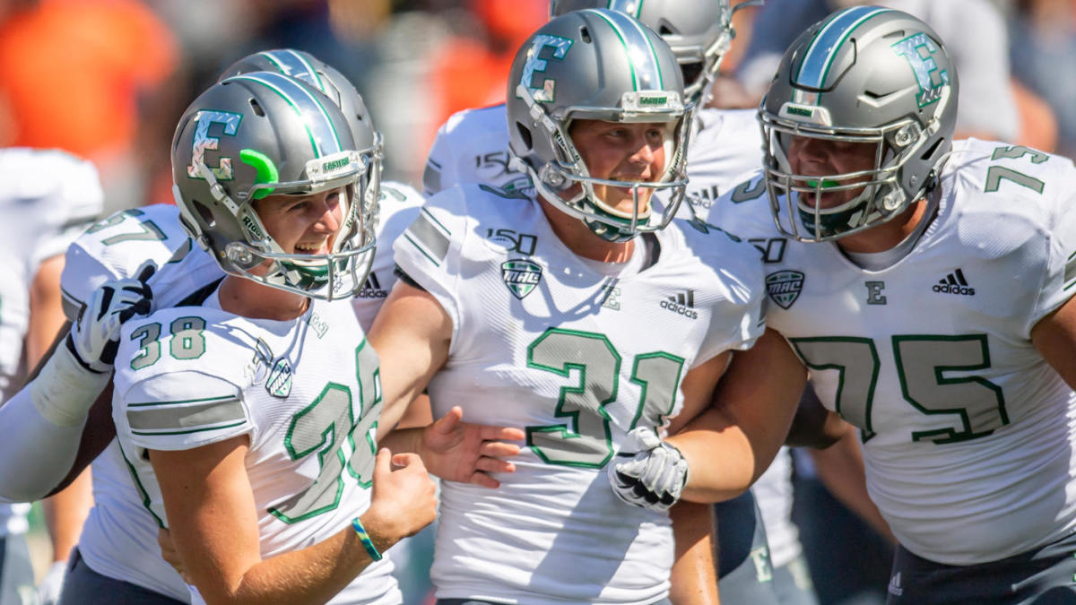 Northern Illinois vs. Eastern Michigan odds, line: 2019 college football picks, predictions from proven model