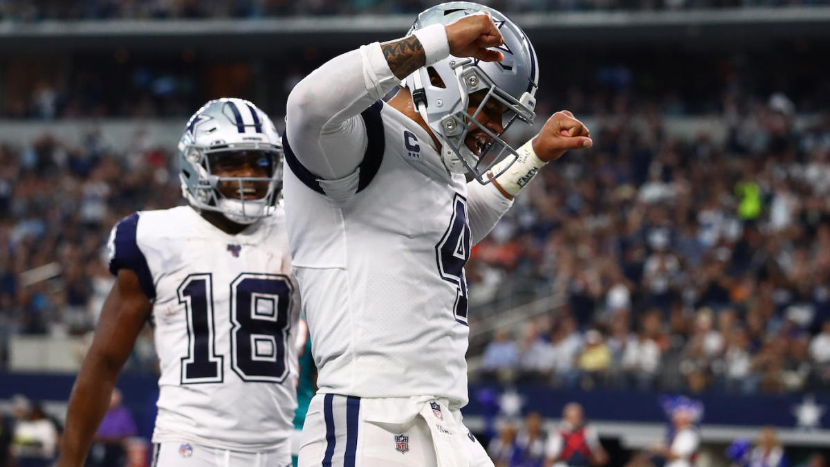 Dak Prescott shakes off 'greedy' first half, Cowboys pull away as defense shines in win over Dolphins