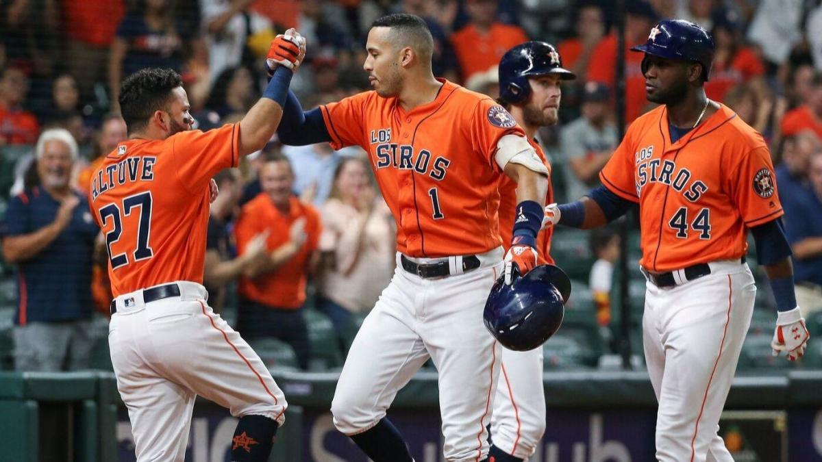 Astros clinch AL West for third straight season, enter October looking for another World Series run
