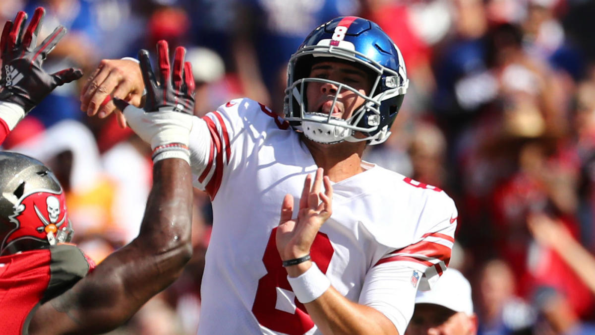 NFL Week 3 scores, highlights, updates, schedule: Daniel Jones throws TD, 49ers can't stop turning the ball over