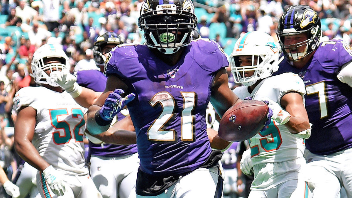 Fantasy Football Running Back Regression Alert: Don't bank on a repeat from Aaron Jones and Mark Ingram