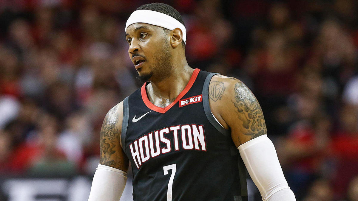 Carmelo Anthony will sign with Portland Trail Blazers on non-guaranteed deal, per report - CBSSports.com