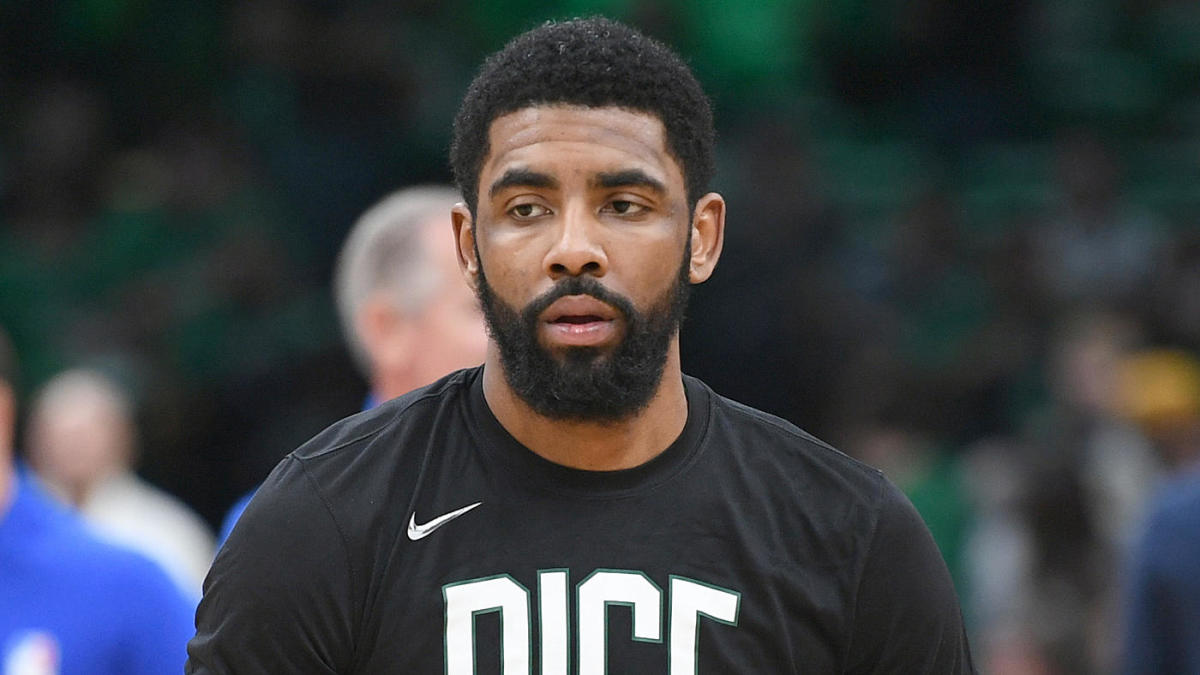 Nets' Kyrie Irving leaves preseason debut in China two ...Kyrie Irving