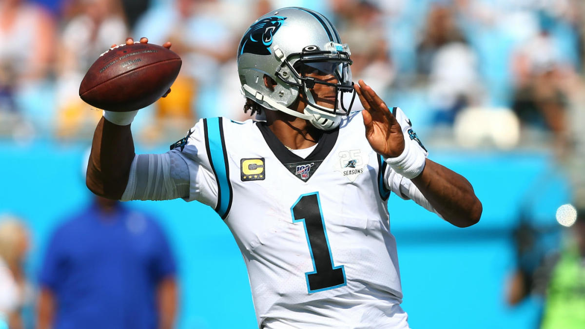 Cam Newton could still miss multiple games, and there's no guarantee he'll return as starter for Panthers