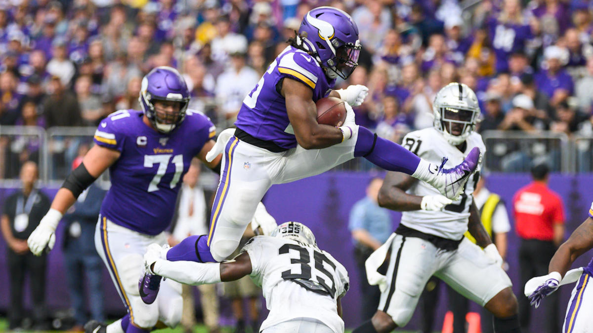 2020 Fantasy Football Running Back Backup Power Rankings: Who can save your season?