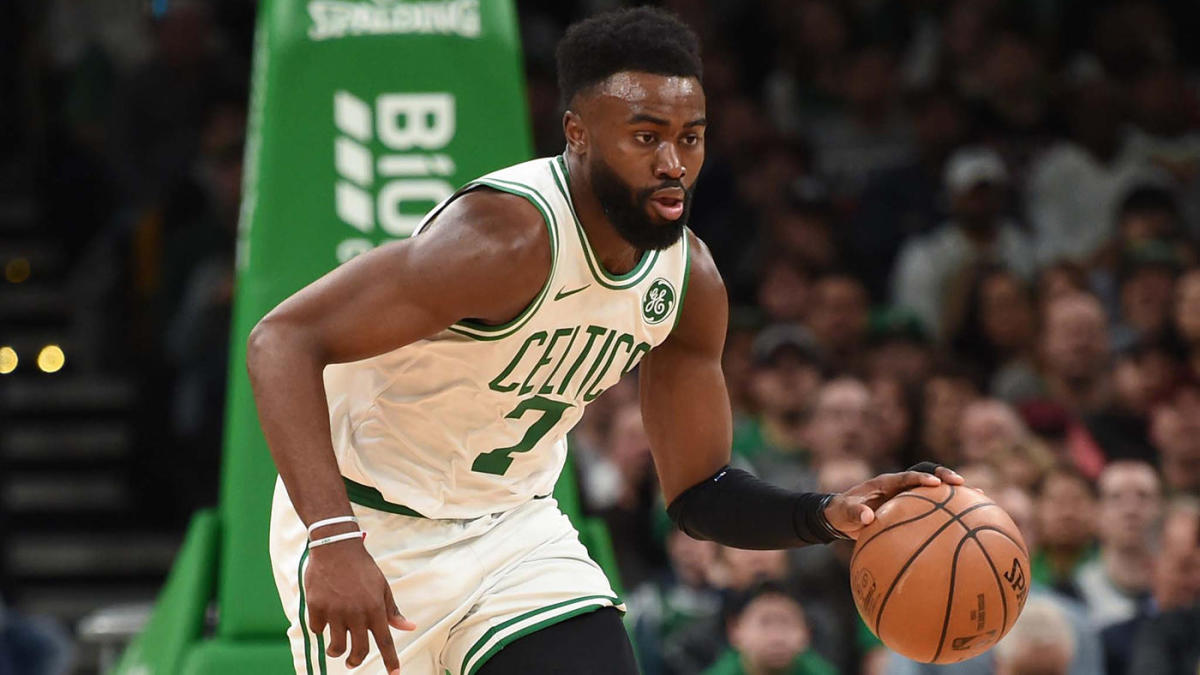 With the Celtics reportedly unlikely to offer an extension, Jaylen Brown sets to embark on a career-altering season