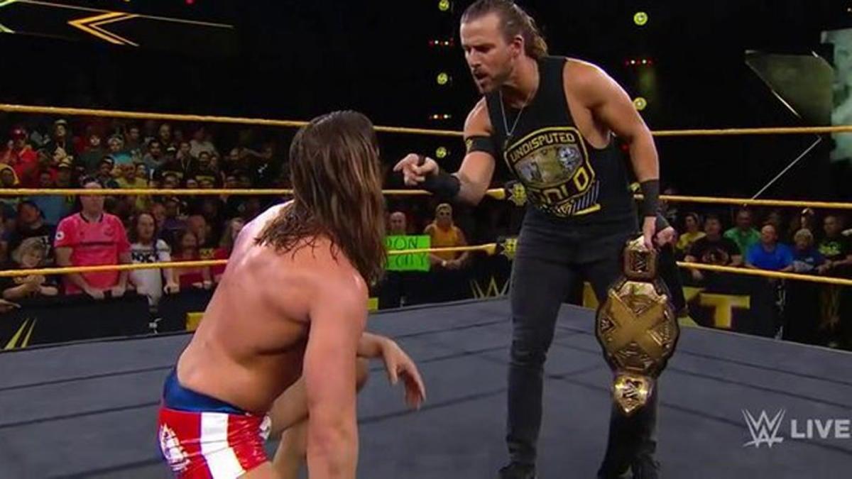 NXT results, recap, grades: Matt Riddle, Keith Lee star as WWE's third brand impresses on USA