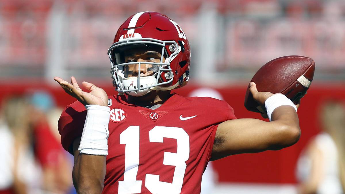 Alabama vs. Tennessee odds, picks: Third Saturday in October predictions from model on 80-51 run