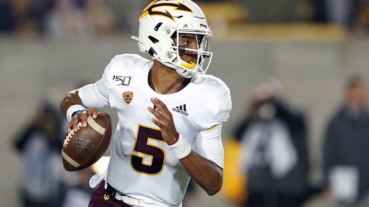 College football odds, picks, predictions for Week 8: Proven computer model loving Oregon, Arizona State