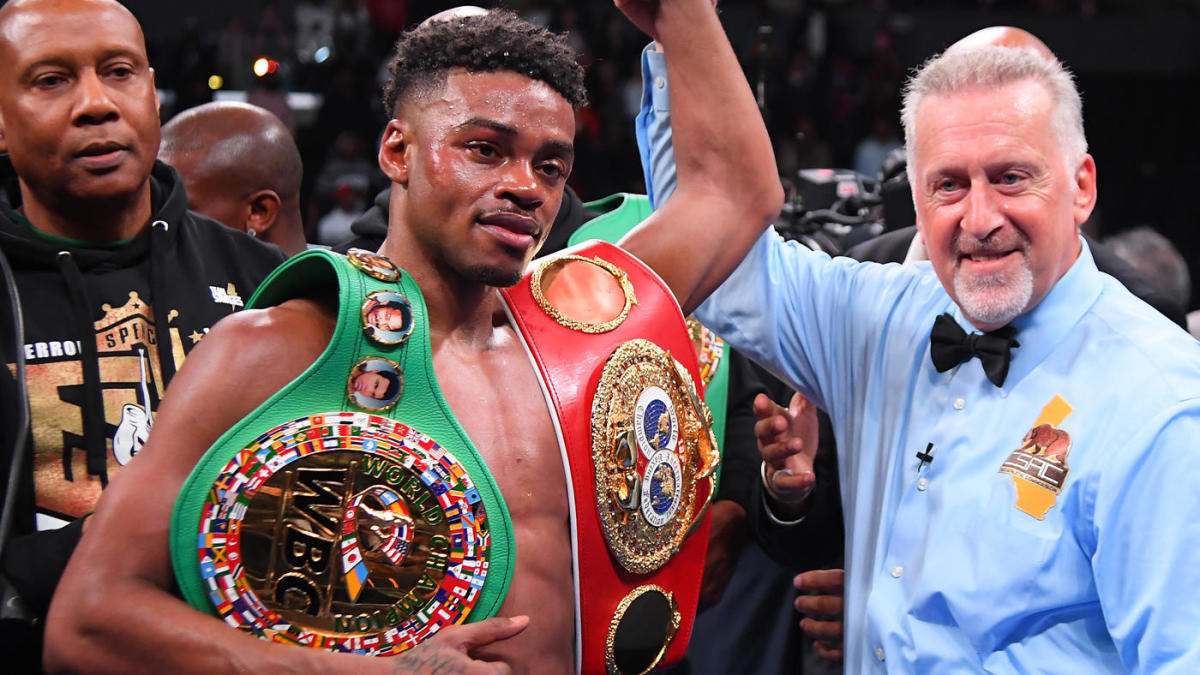 Errol Spence Jr. vs. Danny Garcia PPV fight moved to Dec. 5 in Dallas with  fans in attendance - CBSSports.com