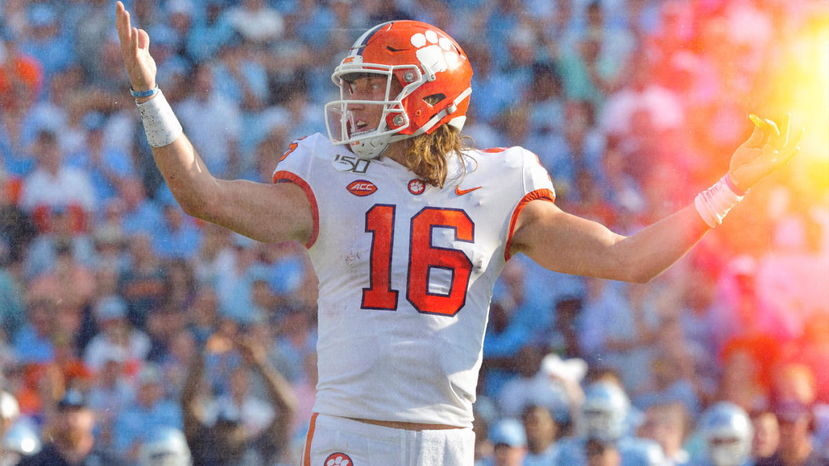 College Football Bowl Projections A One Loss Clemson Would