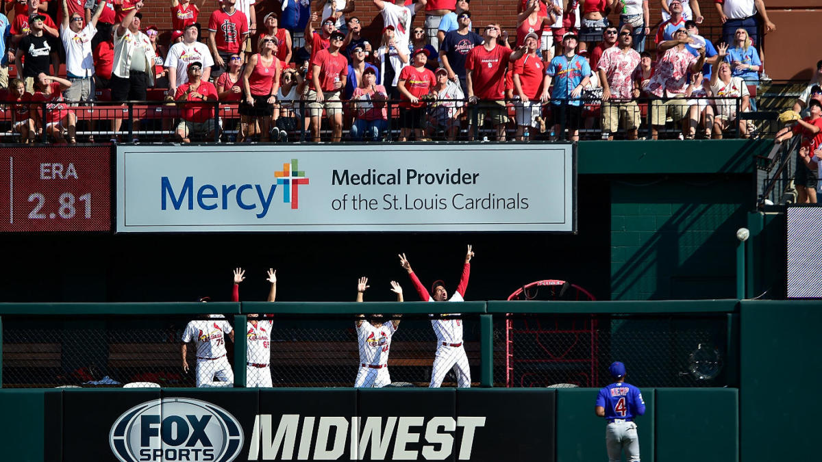 MLB scores: Cardinals clinch NL Central title; Astros' Gerrit Cole makes history with 20th win, another 10-K outing