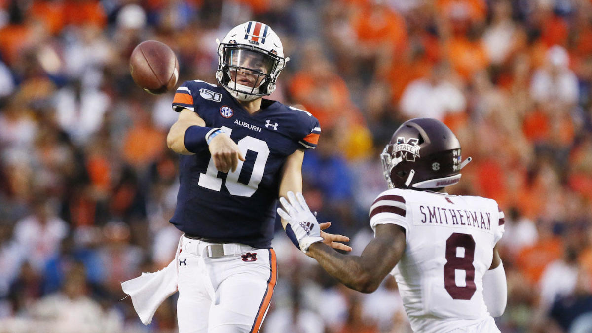 College football scores, schedule, games: Auburn, Oklahoma ...