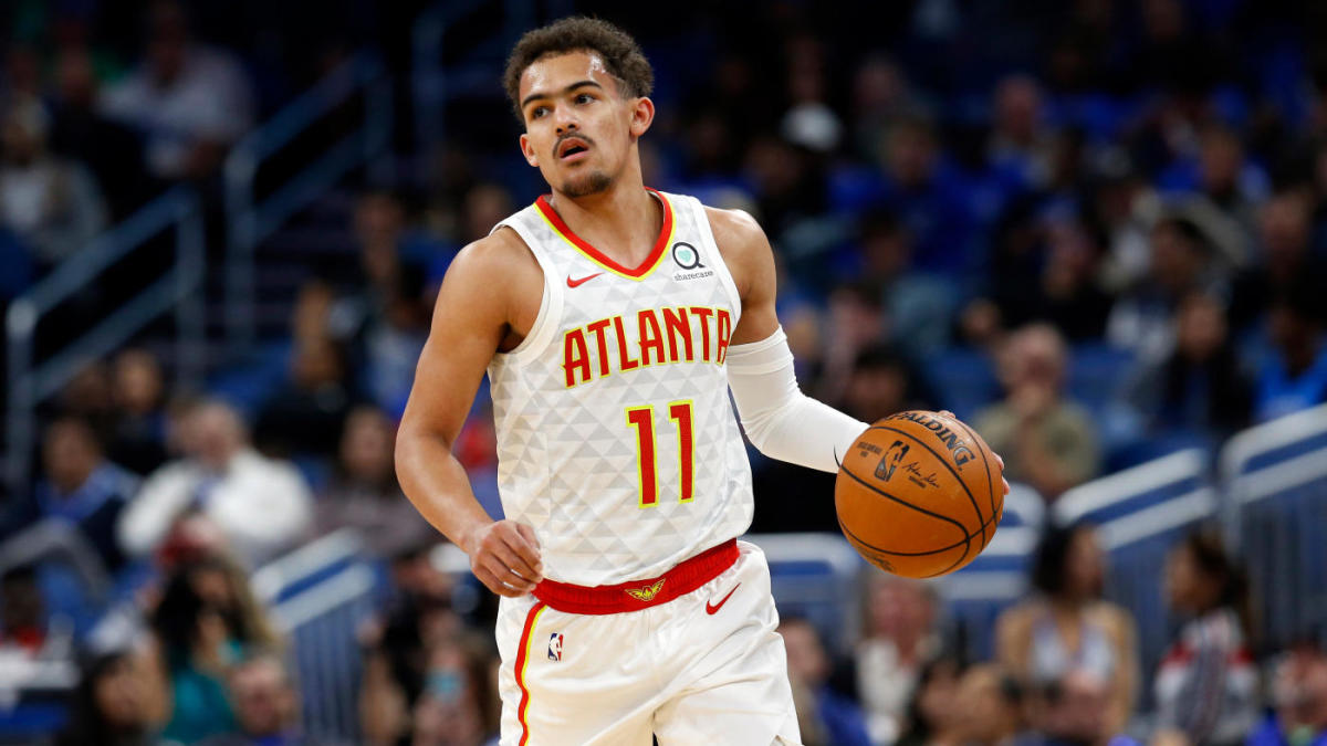 VIDEO: Hawks' Trae Young nutmegs JJ Redick in epic fashion during preseason game