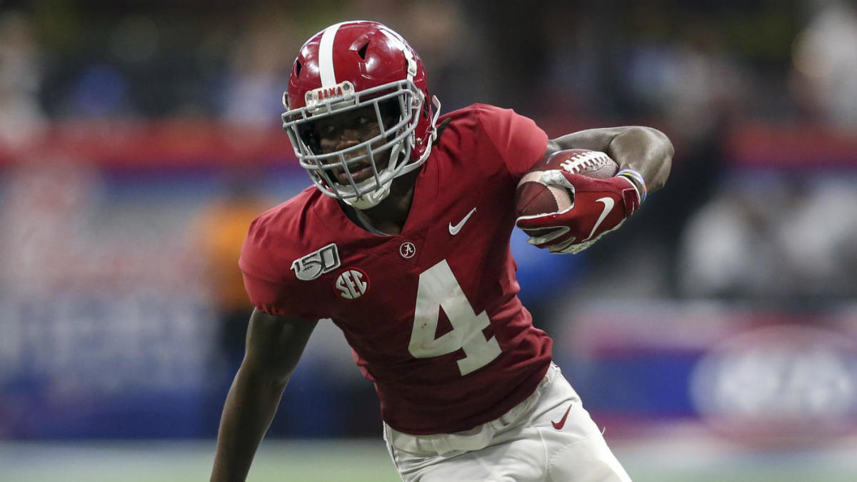 2020 Nfl Mock Draft Giants Land Top Play Maker While