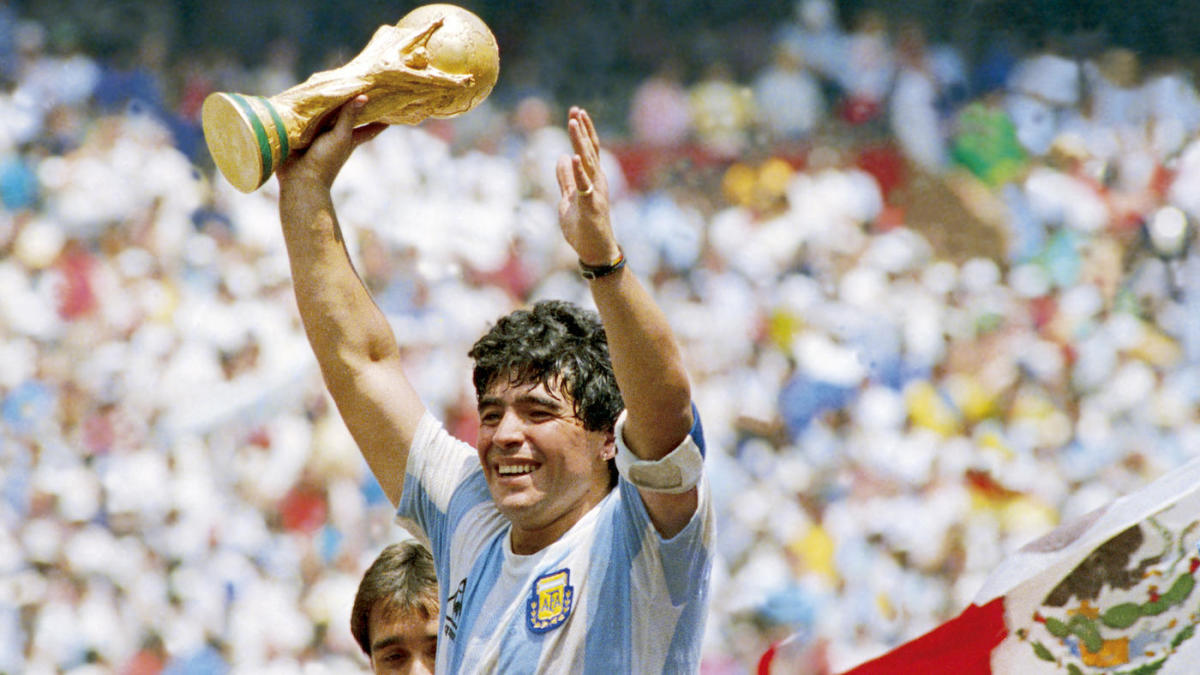 Diego Maradona: Five things you need to know about the legendary and  controversial Argentina soccer player - Smashdown Sports News Football  Baseball Hockey Tennis Golf Soccer