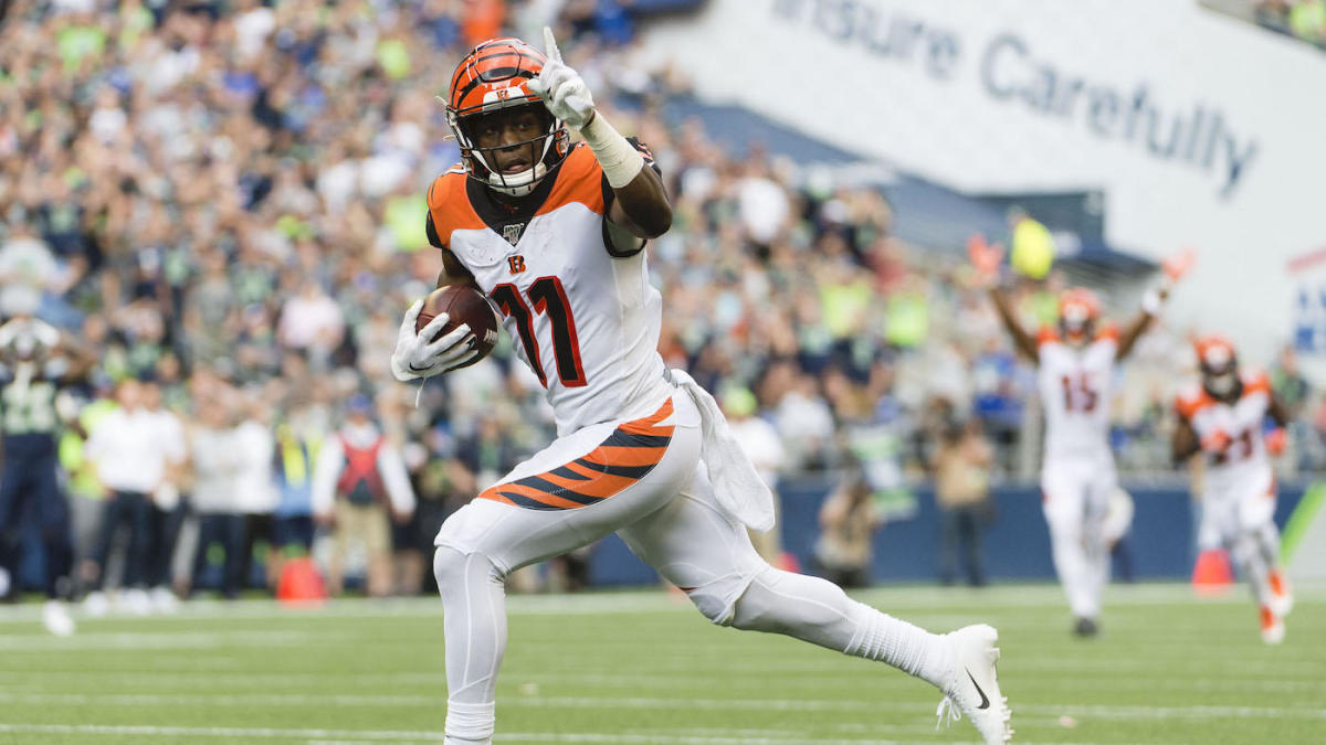 Bengals' John Ross placed on injured reserve with shoulder injury, derailing breakout season