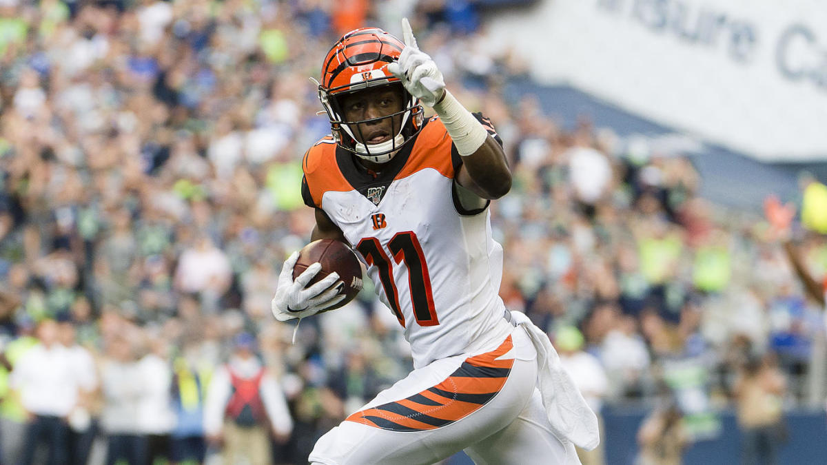 Bengals receiver John Ross weighs in on trending Joe Burrow to Cincinnati debate