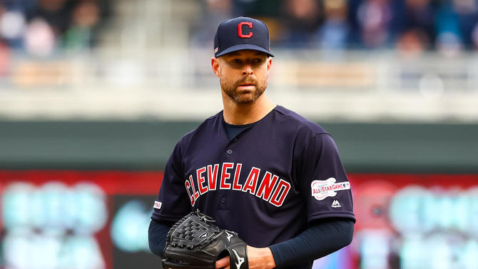 The Indians will exercise Corey Kluber's club option, but that doesn't necessarily mean he will be with the team in 2020