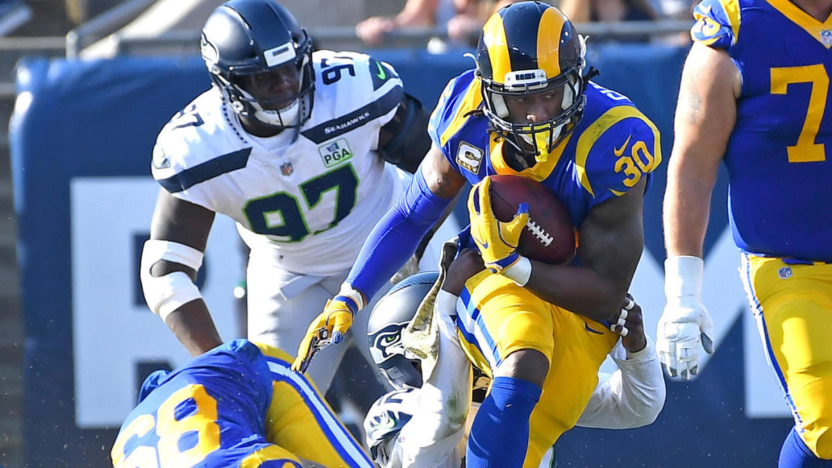 Seahawks At Rams Preview Prediction Key Matchups How To Watch Stream Sunday Night Football In Week 14 Cbssports Com
