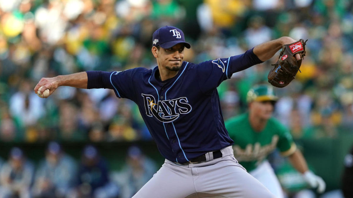mlb playoffs charlie morton wasn t at his best in wild card game but his fastball helped carry the rays to the alds cbssports com mlb playoffs charlie morton wasn t at