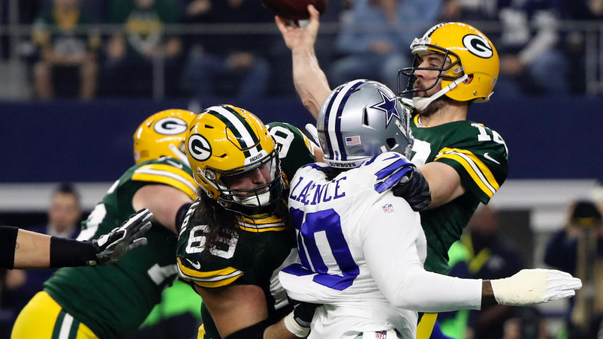 Cowboys Vs Packers Final Score Key Takeaways Aaron Jones Has Career Day To Help Green Bay Escape Late Rally By Dallas Cbssports Com