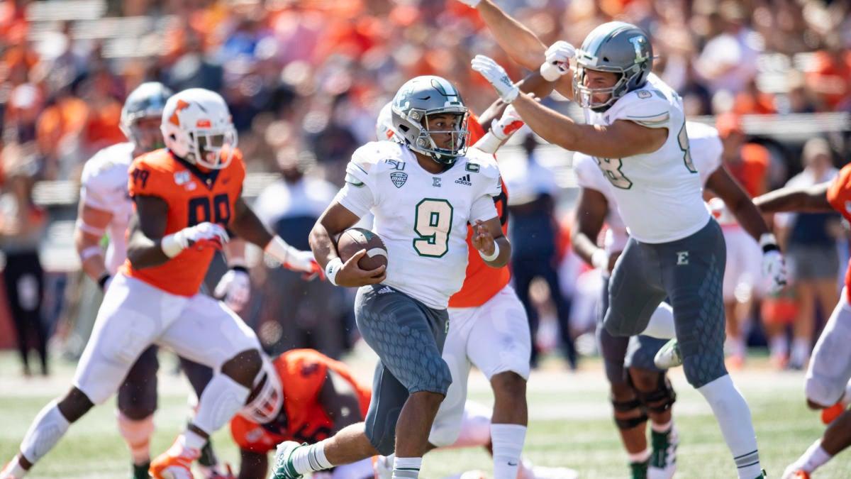 Eastern Michigan Vs. Akron Odds: 2019 College Football