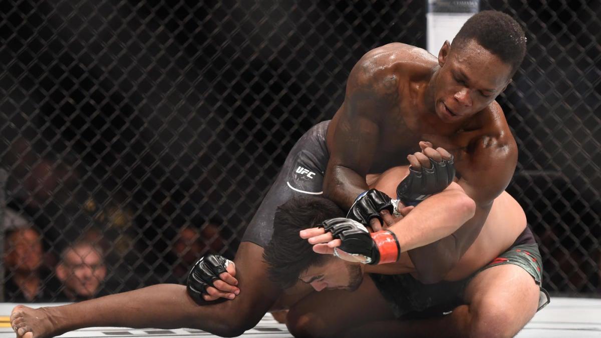 2020 UFC event schedule: Israel Adesanya vs. Yoel Romero, Joseph Benavidez vs. Deiveson Figueiredo headline