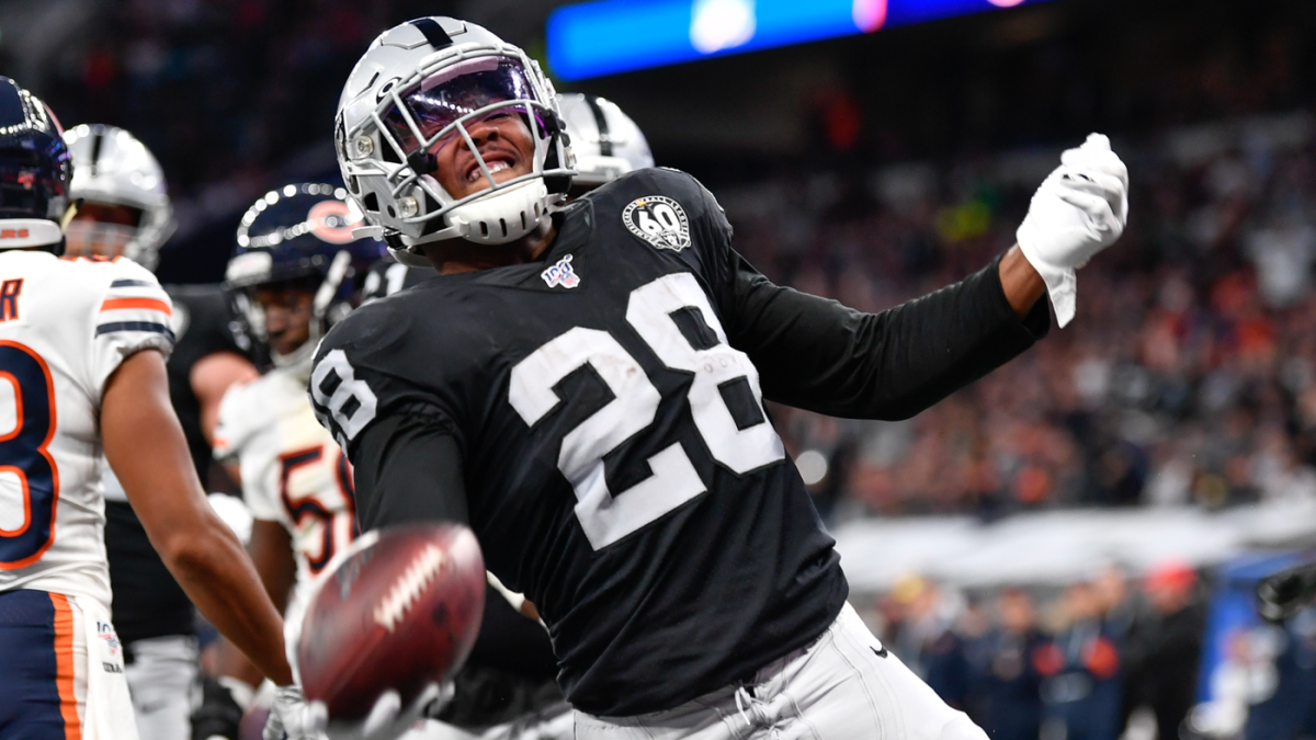 Josh Jacobs Reacts To News He Broke An All Time Raiders Record Held By Marcus Allen Cbssports Com