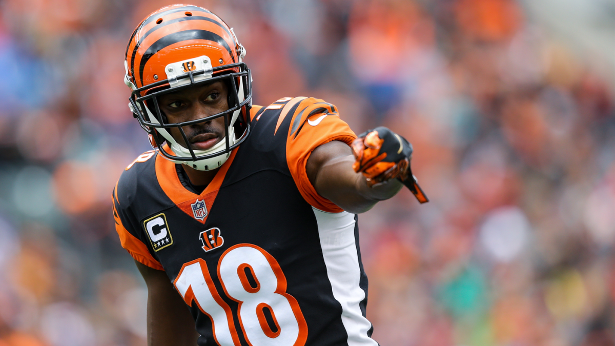 Bengals wide receiver A.J. Green will not play in Week 6, veteran teammate says a trade 'better not happen'