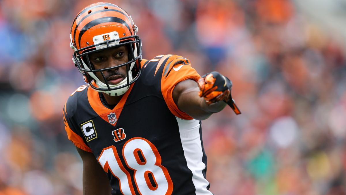 A.J. Green wants to stay in Cincinnati despite trade rumors: Bengals 'value  me' - CBSSports.com