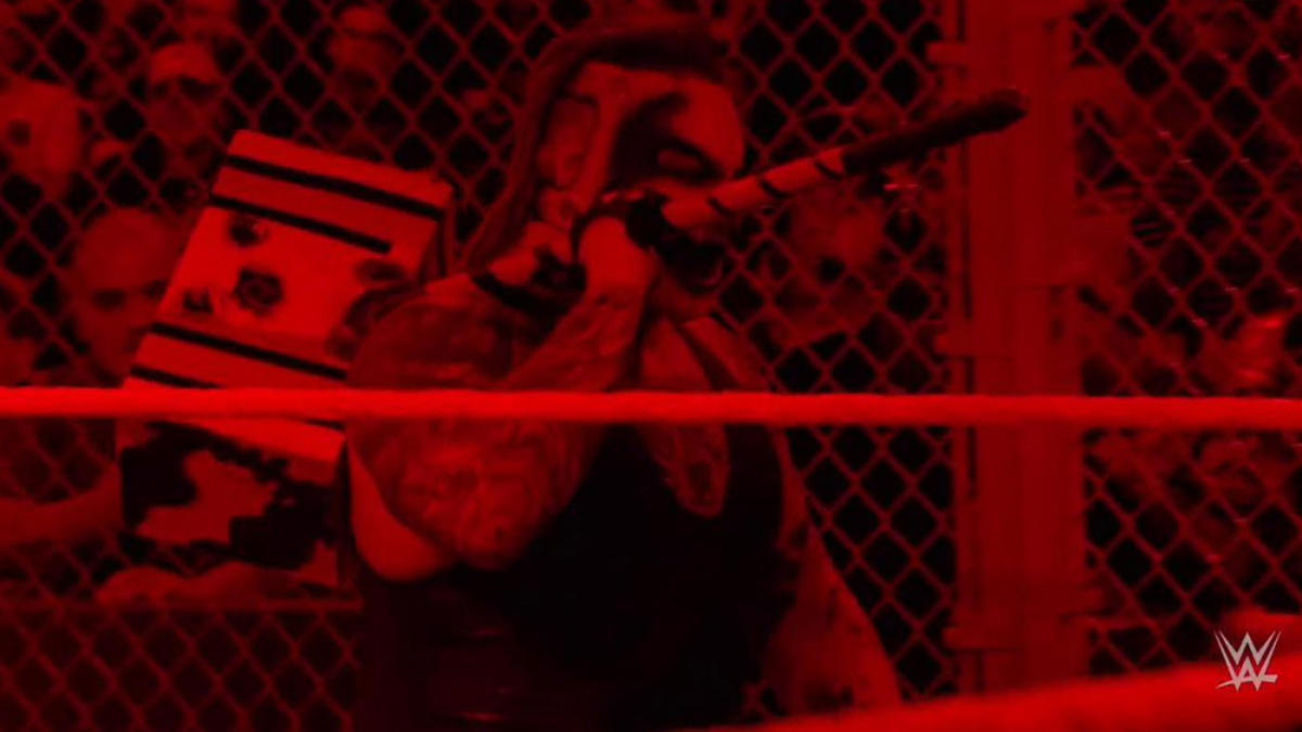 2019 WWE Hell in a Cell results, recap, grades: The Fiend stands tall, titles change hands