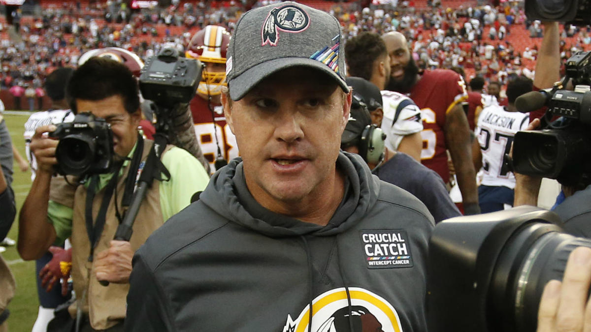 Jay Gruden firing: Five possible NFL landing spots for the former Redskins head coach