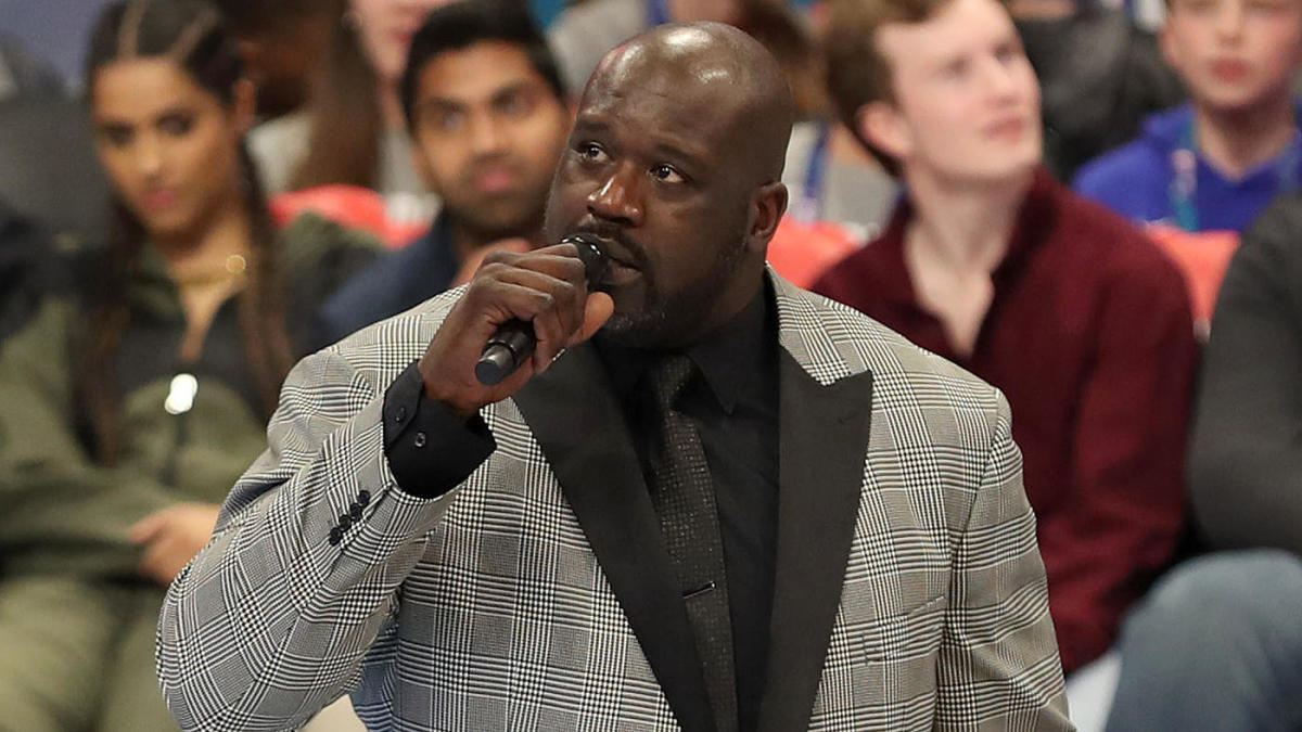 Shaquille O'Neal keeps rap beef with Damian Lillard going with another diss track aimed at Blazers All-Star