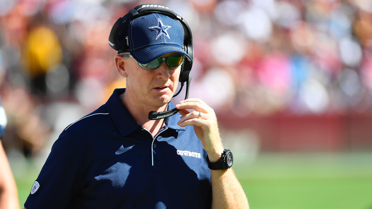 Cowboys' Stephen Jones clears the air about Jason Garrett possibly being on the 'hot seat'