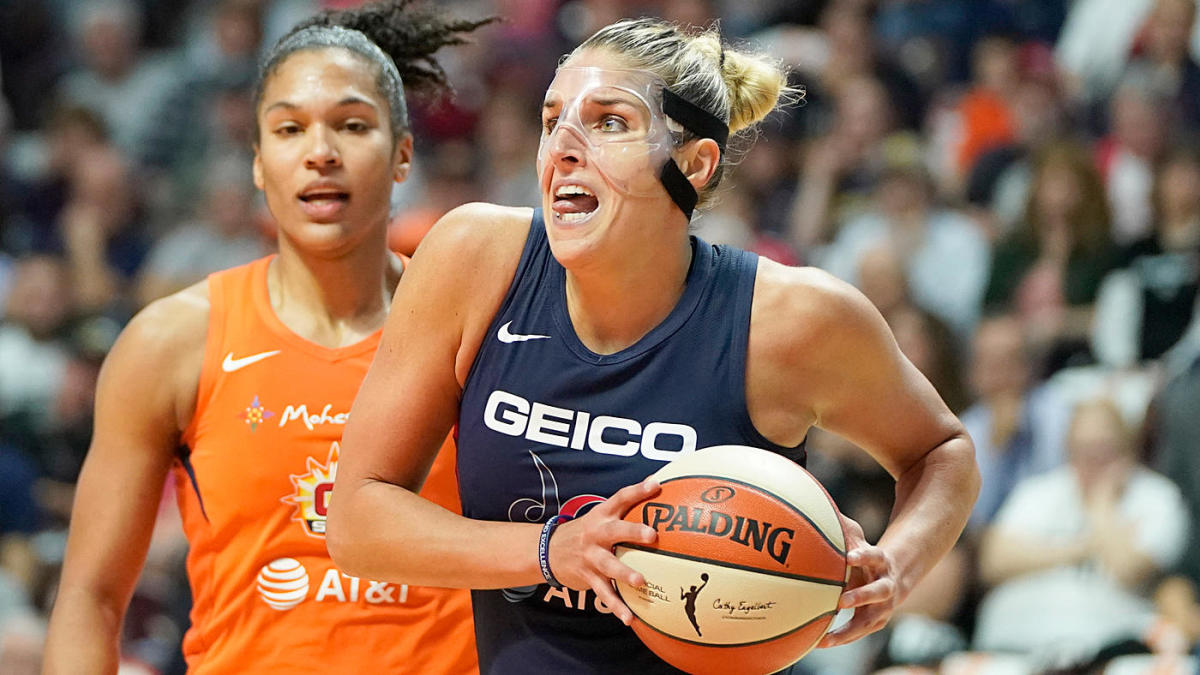 Elena Delle Donne injury update: Mystics star gives update on health status ahead of Game 4 of WNBA Finals