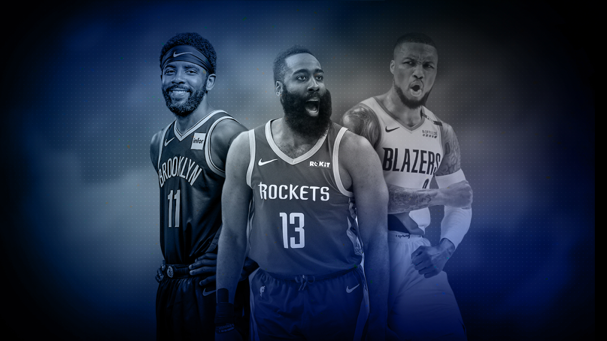 Ranking NBA's 20 best guards: The usual suspects lead the way with a few young stars on the rise