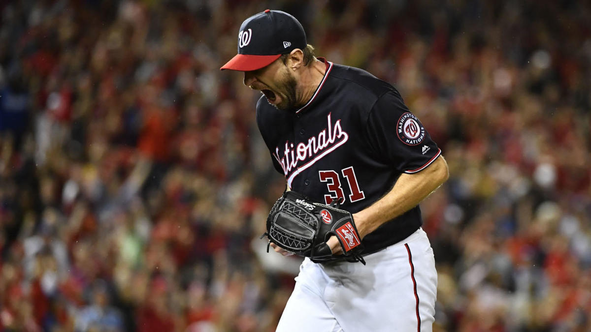 Nationals Vs Dodgers Score Behind Seven Strong Innings