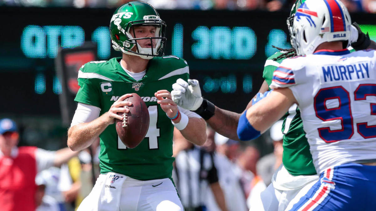 Sam Darnold to wear specialized pads to protect spleen in first game back  from mono - CBSSports.com