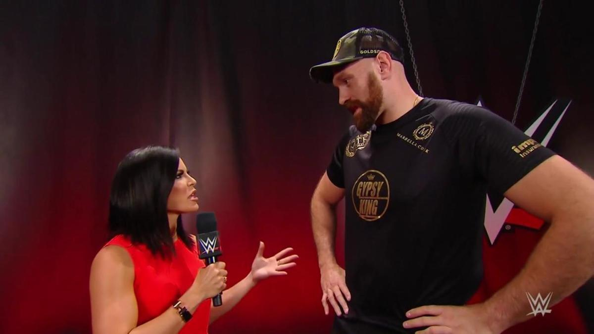 WWE Smackdown 2019 Draft T-Shirt