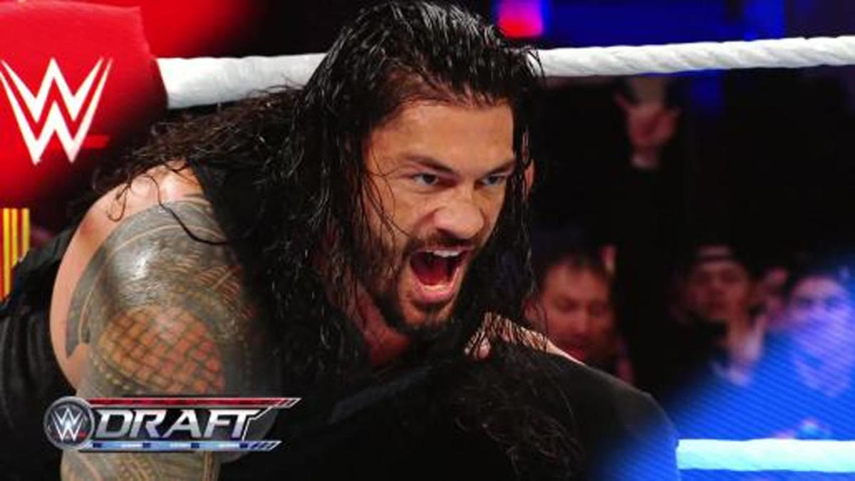 WWE Mock Draft: Selecting rosters for SmackDown, Raw ahead of the official WWE Draft