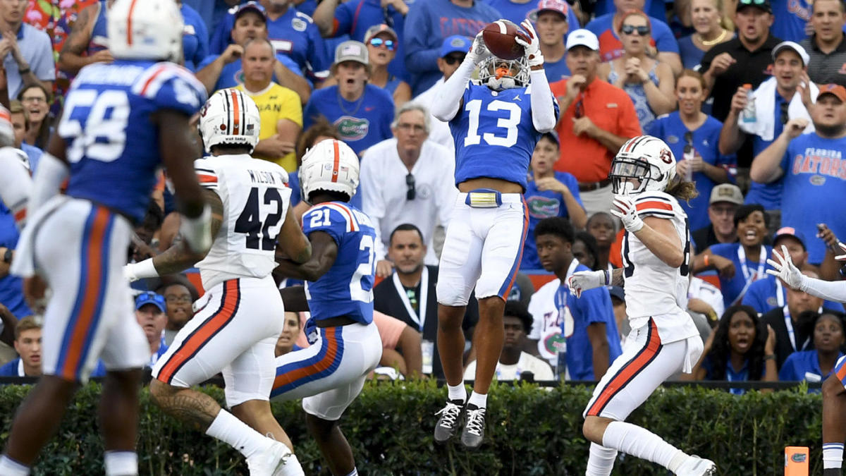 Scout's Eye: How Florida's defense shut down Auburn; Georgia's offensive line faces test vs. South Carolina
