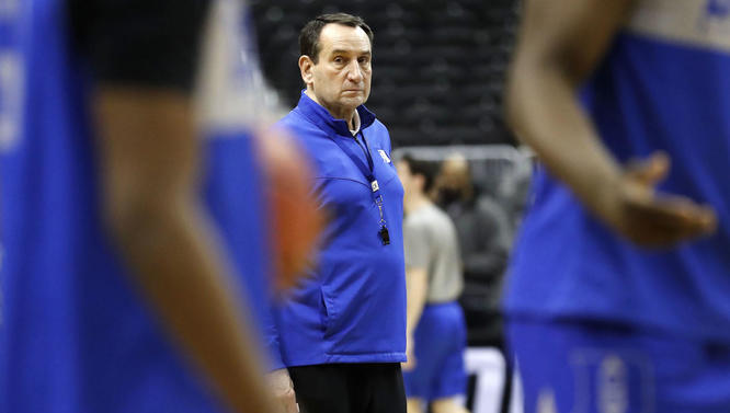The NCAA needs to listen to Coach K because Fair Pay to Play isn't the only crisis in college basketball