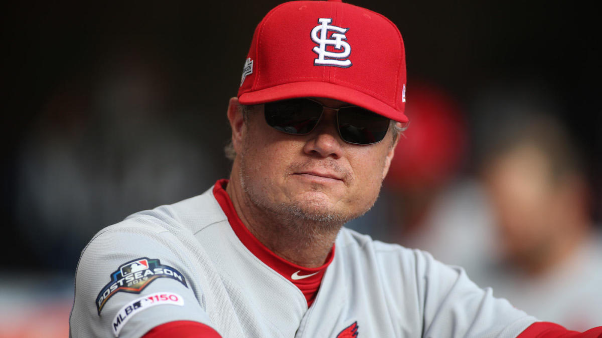 Cardinals manager Mike Shildt gives profanity-laced speech after knocking  Braves out of NLDS - CBSSports.com