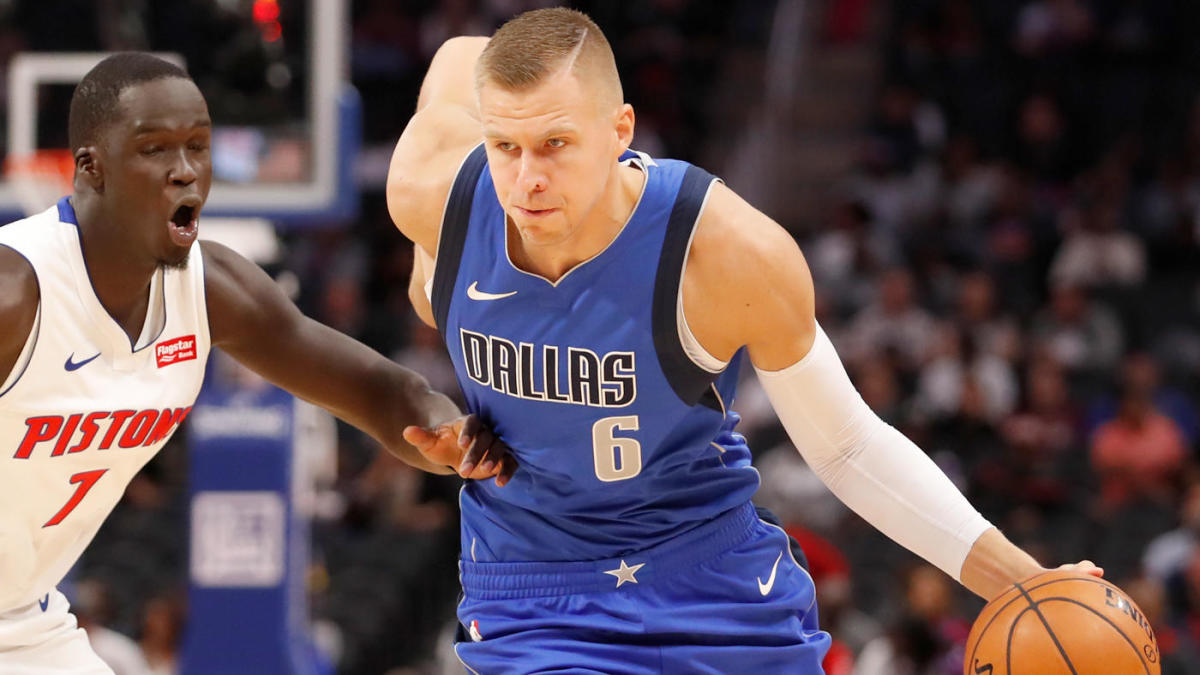 Why Kristaps Porzingis' impressive preseason debut was everything Luka Doncic and the Mavericks could've hoped for