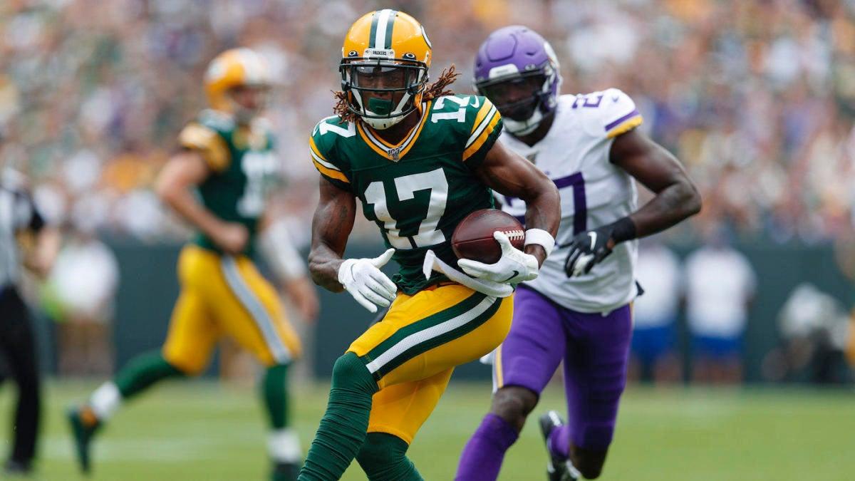 Packers Vs Vikings Final Score Aaron Rodgers Davante Adams Maul Minnesota In Crucial Week 1 Battle Cbssports Com
