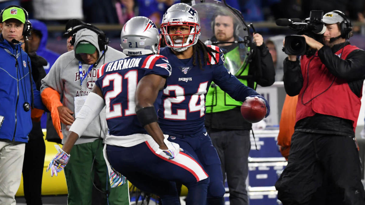Patriots' Kyle Van Noy says Daniel Jones was 'trippin' for continuing to test Stephon Gilmore