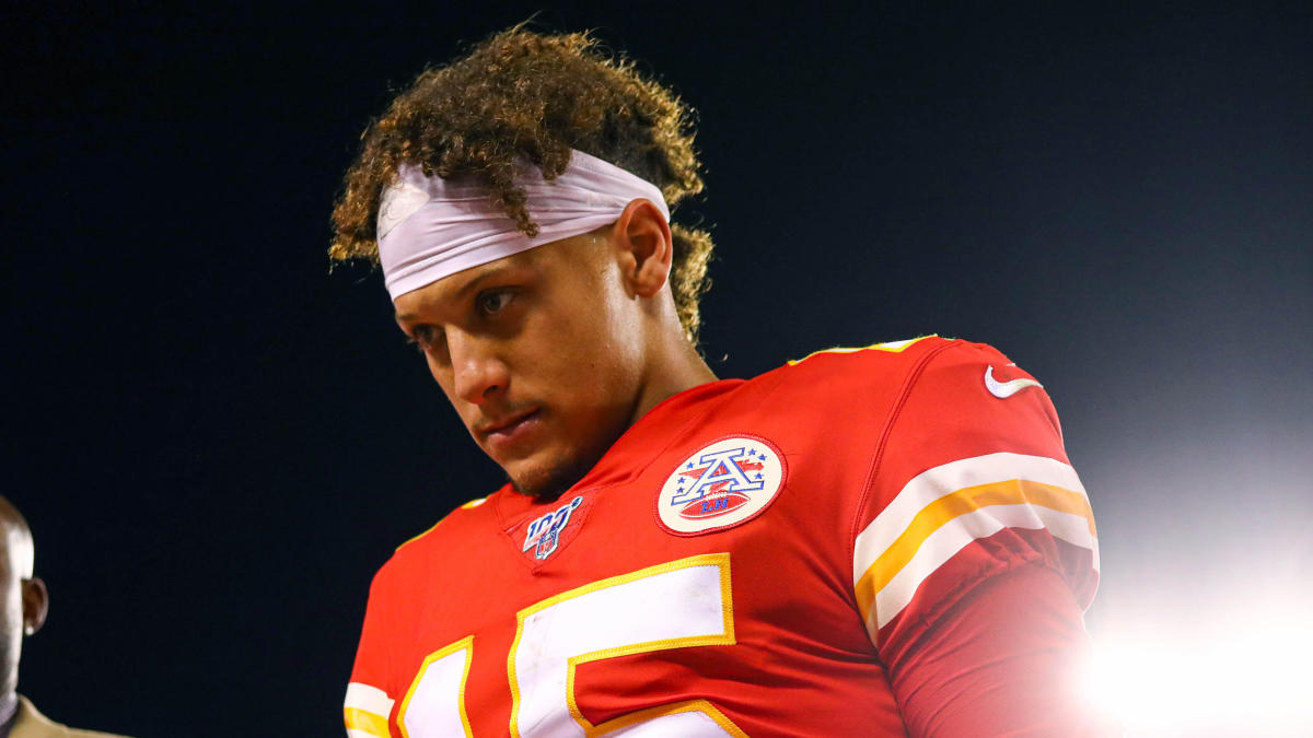 Patrick Mahomes' recurring ankle injury is reportedly a bigger deal than previously thought