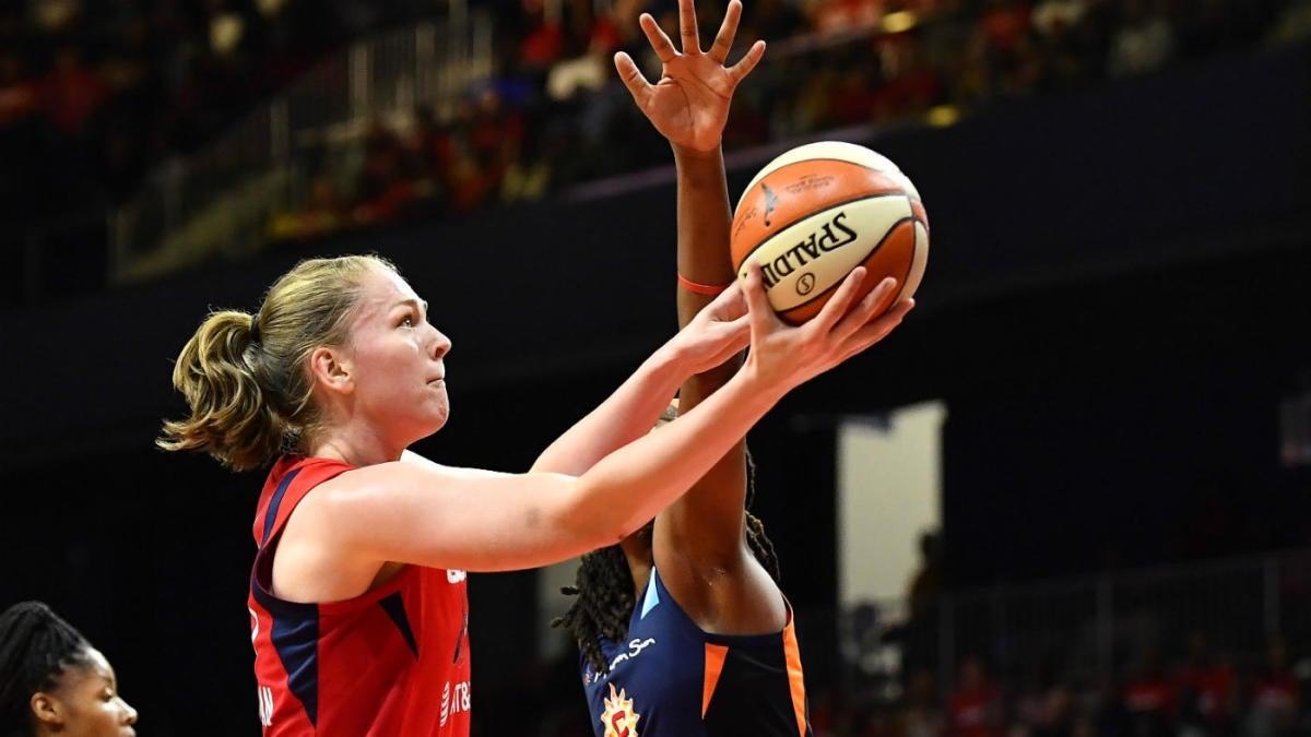 2019 WNBA Finals: Washington Mystics forward Emma Meesseman named Finals MVP