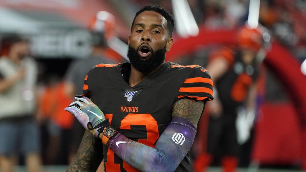 Browns GM John Dorsey calls Odell Beckham Jr. trade speculation 'fake news'